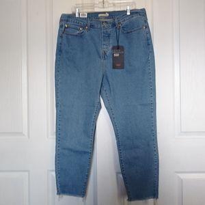 Levi's Jeans - Womens Premium Levis High Rise Wedgie Fit Jean 18w